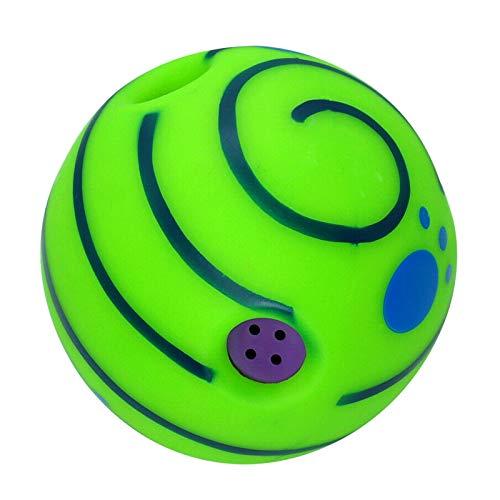 15cm Giggle hundespielzeug Ball, Interaktive Hund Spielzeug, Spaß Kichern Ertönt, Wenn Gerollt oder...