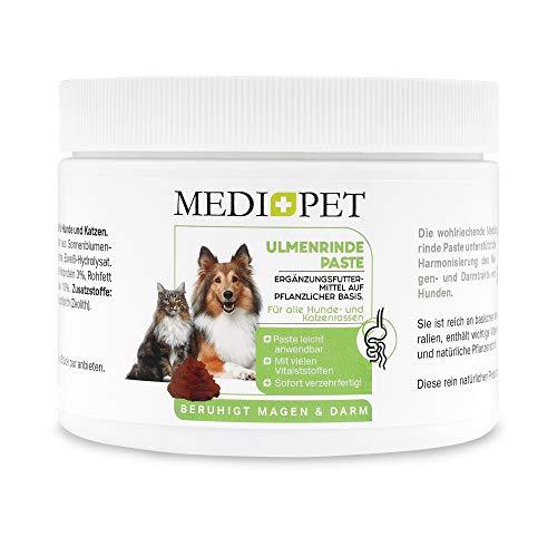 Medipet 500g Premium Ulmenrinde Paste für Hunde, bessere Verdauung und Darmflora, Ulmenrinde für Hunde...