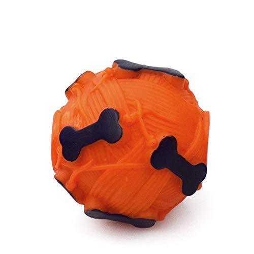 SWEETOP IQ Leckerli-Ball - Verstellbarer Hunde-Leckerli-Ball (langsames Füttern, Hunde-Puzzle-Spielzeug,...