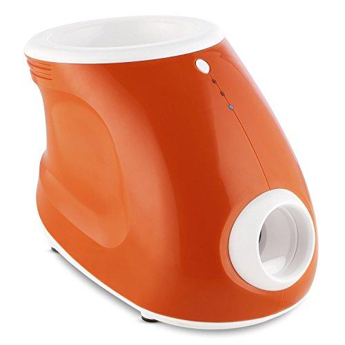 OneConcept Ballyhoo automatischer Ballwerfer Hundetrainingsgerät Ballwurfmaschine für Hunde (für...