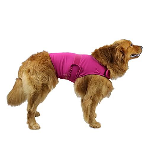 TT.WALK Beruhigungswesten für Hunde,Hundemantel zur Linderung von Angst,Anti Angst Jacke Beruhigende...