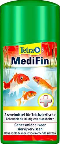Tetra Pond MediFin (universell wirkendes Arzneimittel für alle Gartenteichfische, Vorbeugung...