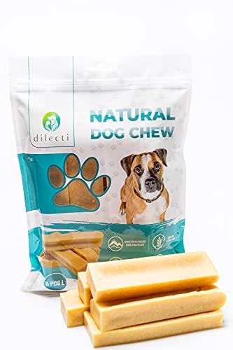 Himalaya-Kauknochen für Hunde - Langlebiger Kausnack-Knochen für Hunde & ideale Zahnpflege gegen Plaque...