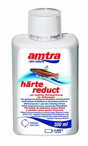 Amtra A3050107 FB041 Härte Reduct Wasseraufbereiter für Aquarien, 300 ml