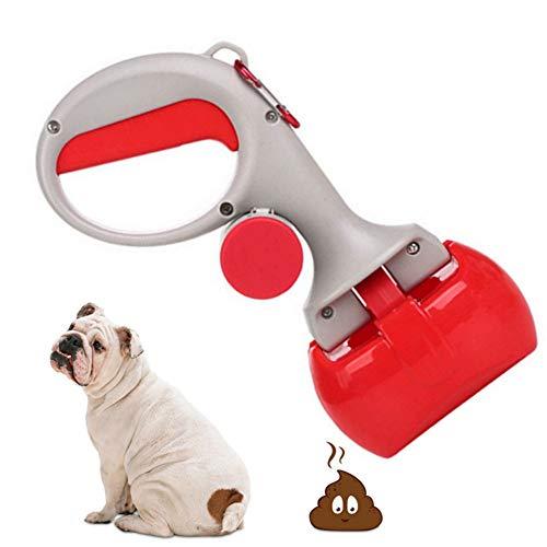 yinyinpu Hundekotbeutel Hundekotschaufel Hundekotschaufeln Hund Wandertasche Poop Clamp Scoop Poo...