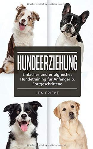 Hundeerziehung: Einfaches und erfolgreiches Hundetraining für Anfänger und Fortgeschrittene - Der...