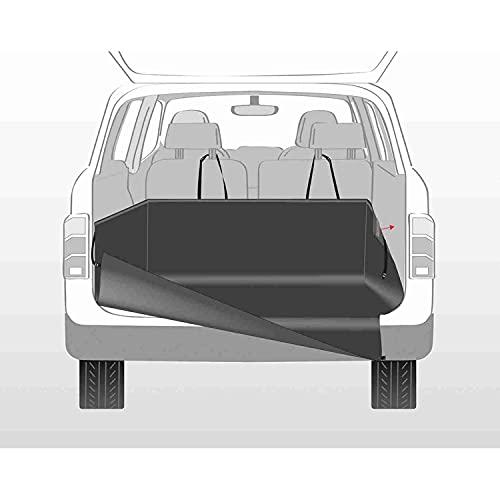 Trixie 1314 Kofferraum-Schondecke, 1,64 × 1,25 m, schwarz