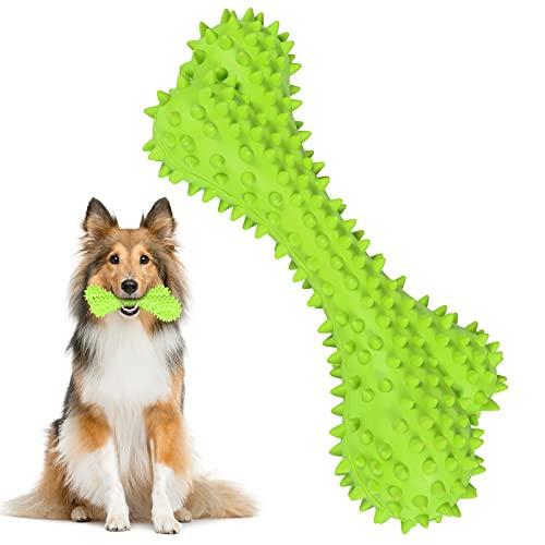Foairs Kauspielzeug für Hunde, Hundezahnbürste, Kaustangen Zahnbürsten für Hunde robuster...