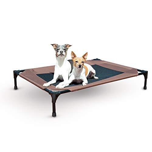 KH 771625 Original Pet Cot - erhöhtes Haustierbett für Hunde und Katzen - Groß, L