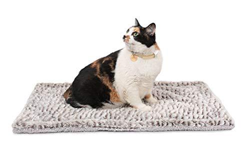 Mora Pets Selbstheizende Decke für Katzen & Hunde - Selbstwärmende Katzendecke Hundedecke, Wärmedecke...