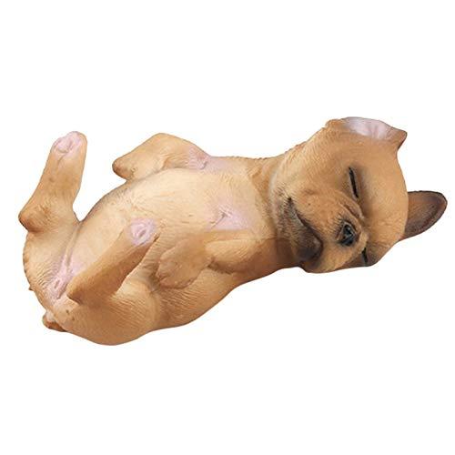 Spielzeug Kinder erkennen Tierbewehrungsbedienstungen Hund Hand gezeichnet solide statische Desktop Sand...