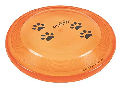 Trixie 33561 Dog Activity Dog Disc, bissfest, ø 19 cm
