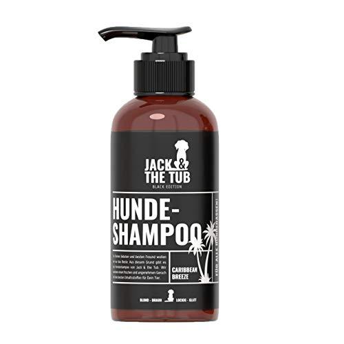 Caribbean Breeze Hundeshampoo gegen Geruch mit freshem Coco-Flavour & Conditioner-Effekt für dein` Swag...