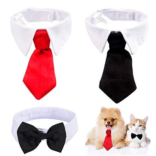 3 Stück Haustier-Katzen-Und Hundefliege,Verstellbare...
