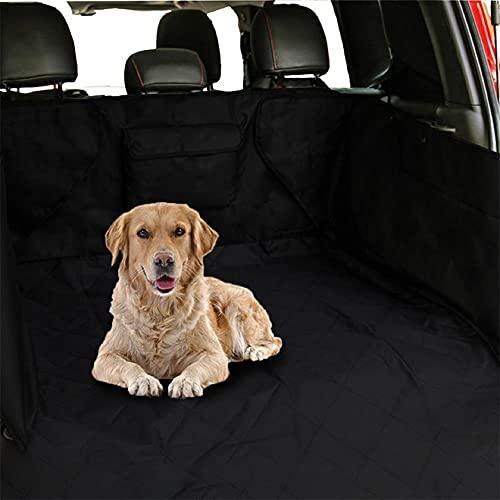 CARMAE Auto Kofferraumschutz Universal Wasserdicht Kofferraum Abdeckung Haustier Hund Rücksitz Abdeckung...
