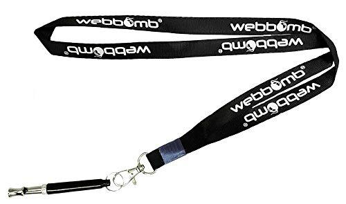 webbomb® Hundepfeife professionelle Ultraschall Pfeife einstellbare Hochfrequenz Hunde Zubehör mit...