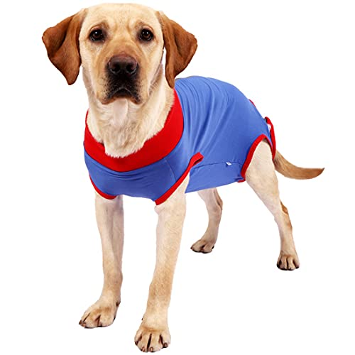 VICTORIE Haustiere Schutz Kleidung Wiederherstellung Anzug Weste Chirurgie zur Verwendung nach der...