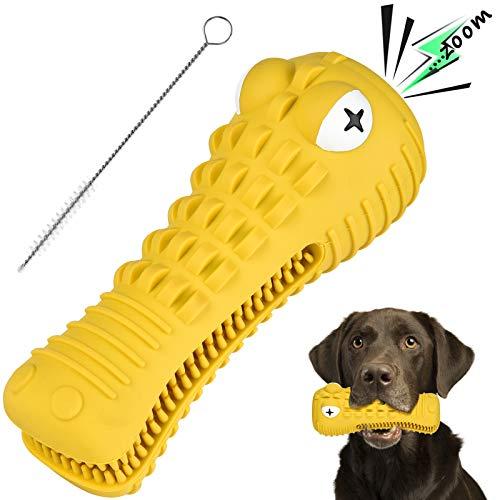 BASEIN Hundespielzeug, Kauspielzeug für Aggressive Kauer, Hundezahnpflegespielzeug, verwendet für...