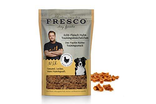 Fresco Dog Martin Rütter Trainingsknöchelchen Huhn Gewicht 150g