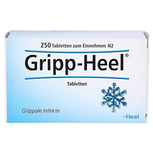 Gripp-Heel, 250 St