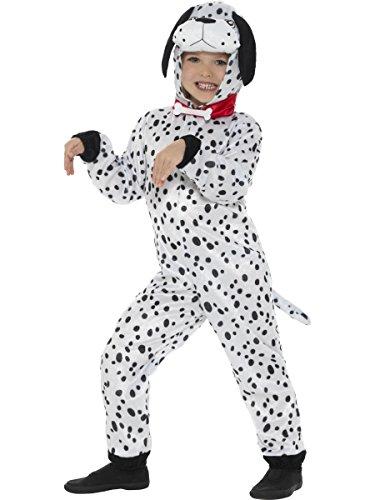 Smiffys 22500M kostüm, Schwarz/Weiß, M 7-9 Jahre