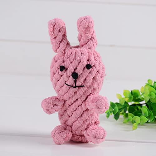Dr&Phx Für Spielzeug New Cute Pet Toys Woven Baumwollseil Molaren Zähne Reinigung Hundezubehör...