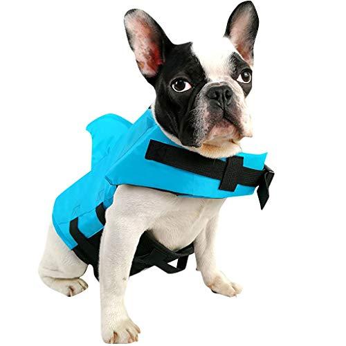 Pet Products Outward Verstellbare Rettungsweste für Hunde mit Rettungsgriff, Schwimmweste für...