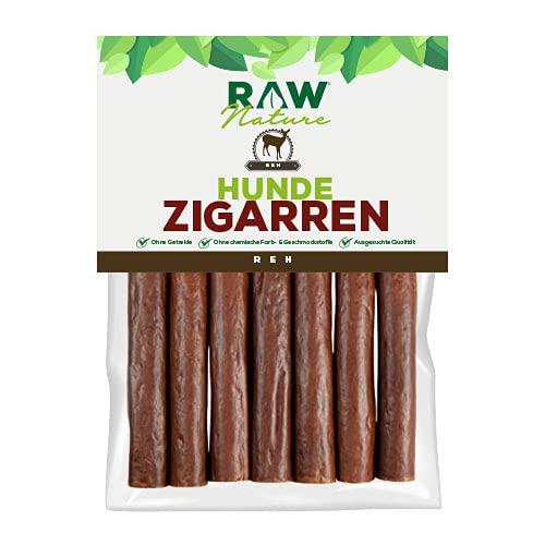 RAW Nature Hunde-Zigarre | natürliches Hundesnack | Monoprotein Leckerlie | 100% natürlich |...