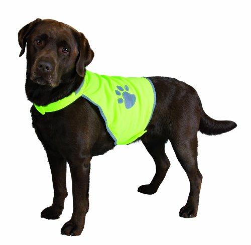 Trixie 30084 Sicherheitsweste für Hunde, XL: 72–95 cm
