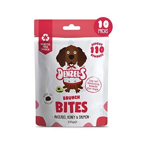 Denzel's Gesunde Hundeleckerlis – kalorienarm, fettarm, körnfrei, hypoallergen, natürliche...
