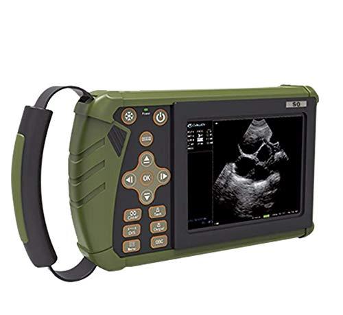 GKPLY 1611/5000 翻译结果 Tragbarer B-Ultraschall-Scanner, Veterinär-Ultraschall-Scanner-Kit mit...
