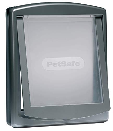 PetSafe Staywell Original Katzenklappe, Hundeklappe, 2-Wege-System, Innentür & Außenmontage, Robuste...