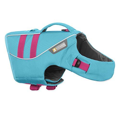 Ruffwear Schwimmweste für Hunde, Sehr große Hunderassen, Größenverstellbar, Größe: XL, Blau, Float...