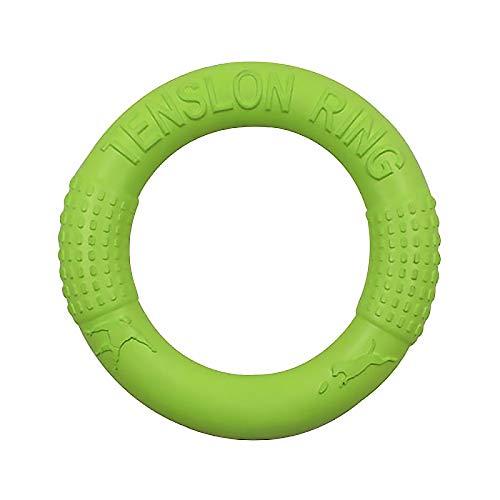 Dr&Phx Für Spielzeug Neue Pet Flying Discs Eva Dog Training Ring Puller Bissfest Schwimmspielzeug Welpe...