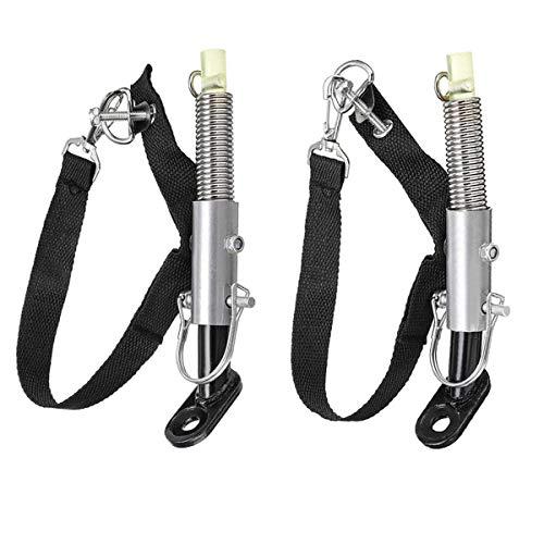 JEANGO Fahrradanhänger Kupplung, Universal Fahrrad Anhängerkupplung für Kinderanhänger Hundeanhänger...