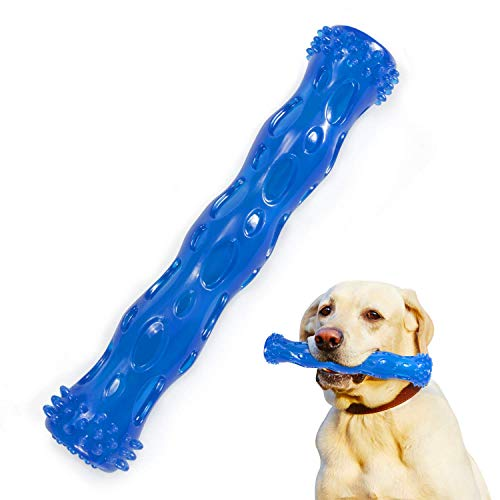 Hunde Kauspielzeug Robustes Gummi-Zahnreinigungsspielzeug für Hunde Bissfestes, den Poolgebrauch...