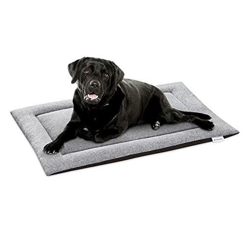 Navaris Hundebett Hundekissen Decke für Reisen - Bett Liegedecke für Hunde - Hundematte Hundedecke...