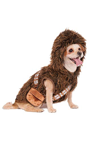 Rubie's Disney Star Wars Chewbacca Hoodie Haustierkostüm, Hundekostüm, Größe XL
