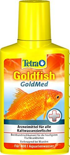 Tetra Medica GoldOomed (Arzneimittel für Gold- und andere Kaltwasserfische zur Behandlung von...