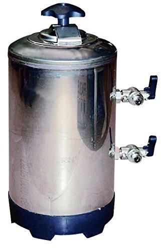 Wasserenthärter Entkalker 12 Liter - für Espressomaschine (Bsp. Rancilio), Geschirrspülmaschine,...