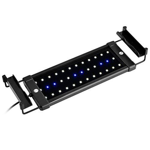 NICREW ClassicLED Aquarium Beleuchtung, Aquarium LED Lampe mit Mondlicht, LED Licht f¨¹r...