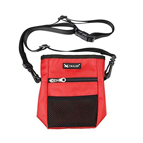 pzcvo Futterbeutel für Hunde Training Futtertasche für Hundetraining Leckerlitasche für das...