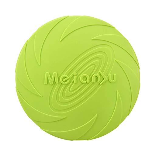 Hunde Frisbee Naturkautschuk Schwimmend, 2 Stück Hundefrisbee, Wasserspielzeug Schwimmspielzeug Für...