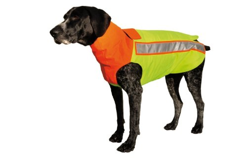 HUBERTUS Hunde Schutzweste mit Kevlar Gr. XXL