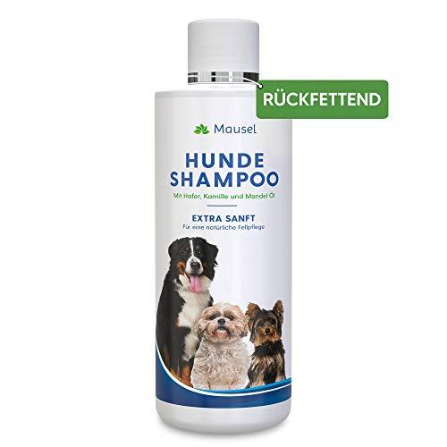 Hundeshampoo Extra Sanft 500ml - Das rückfettende Shampoo für eine natürliche Schutzschicht des Fells...