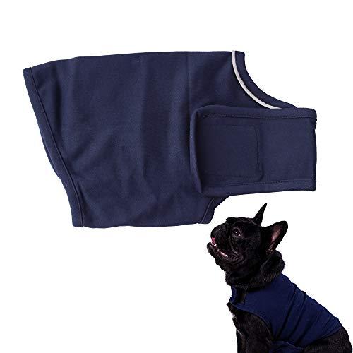 Tylu Hundejacke für Reisen und Trennung von Angstzuständen, Beruhigungsweste für Hunde,...