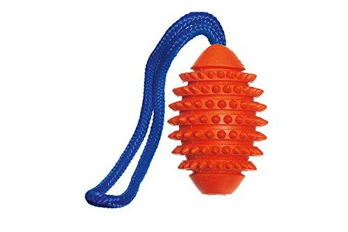 Karlie Schwimmspielzeug für Hunde, Boomer Aqua Football, 11cm