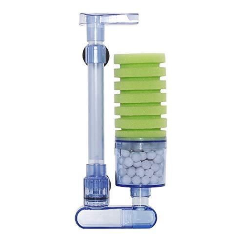 boxtech Aquarium Filter, Zubehör für Aquarium Filter, leiser Biorb Filter für kleine und große...