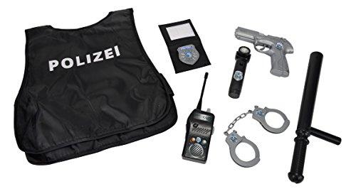 Simba 8102665 - Polizei Einsatzkommando Set