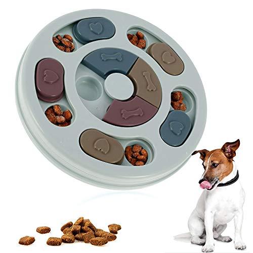 Hund Puzzle Feeder Spielzeug, Intelligenz Puzzle Hundespielzeug, Puzzle-Spielzeug für Hunde, Feeder...